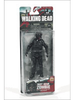 The Walking Dead TV Series  - Riot Gear Gas Mask Zombie