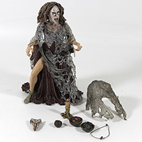 Sleepy Hollow The Crone Loose Action Figure