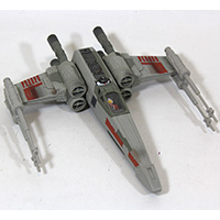 Star Wars Action Fleet Micro Machines X-Wing Fighter Loose