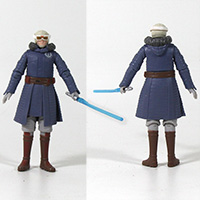 Star Wars The Clone Wars Cold Weather Gear Anakin Skywalker CW42 Loose Action Figure