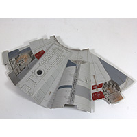 Star Wars Legacy Collection Millennium Falcon Large Top Panel Cover
