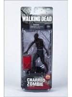 The Walking Dead TV Series - Charred Walker
