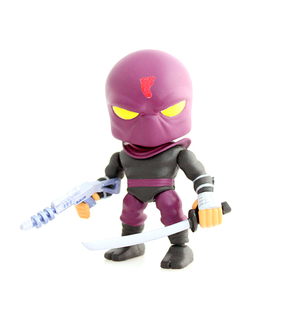 teenage mutant ninja turtles wave 2 blindbox destiny toys