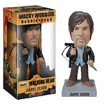 The Walking Dead Biker Daryl Dixon Bobble Head